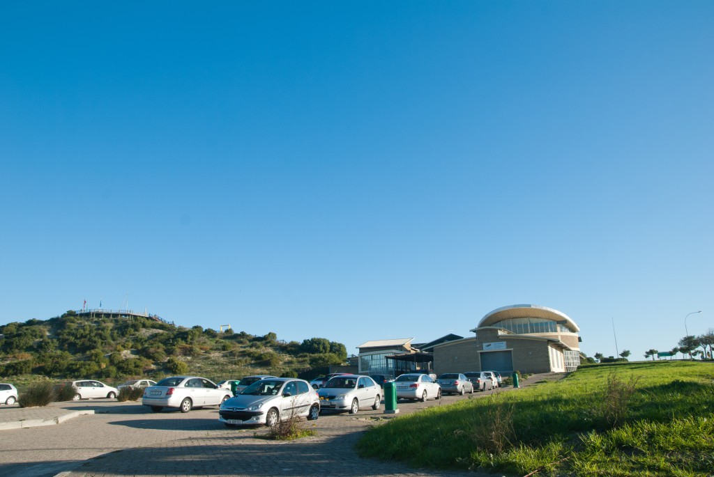 A photo of Lookout Hill centre, Khayelitsa