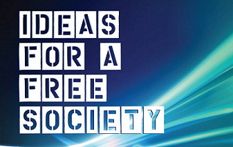The Ideas for a Free Society logo