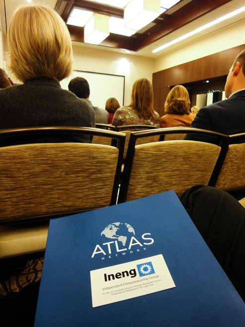 Ineng and Atlas Network