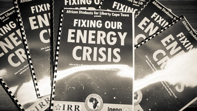 Ineng - Fixing Energy Crisis booklets