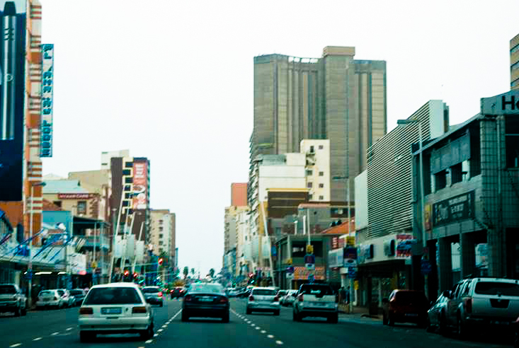 Durban, South Africa. National Health Insurance