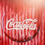 An image of the Coca Cola logo