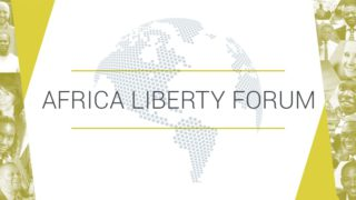 The Atlas Network liberty forum in Johannesburg South Africa