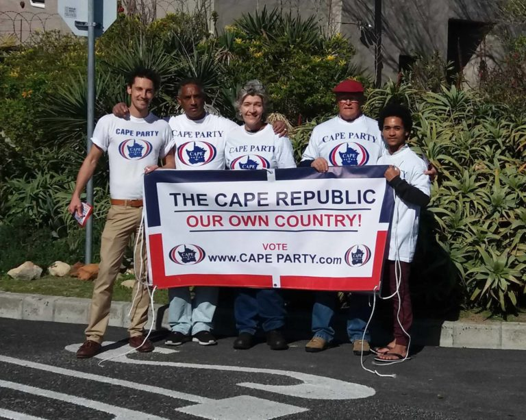 Cape Party - Western Cape Independence