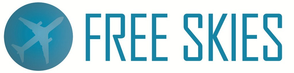 The Ineng Free Skies logo