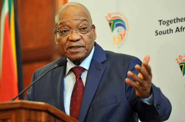 Jacob Zuma - Government ZA