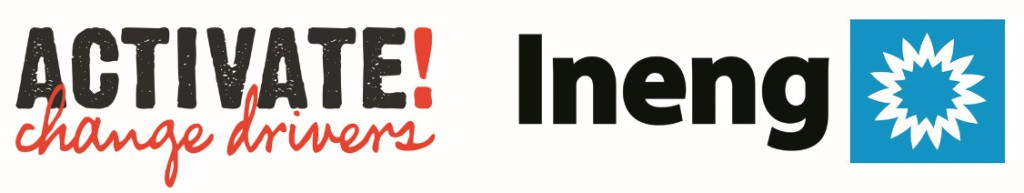 Ineng and Activate logos