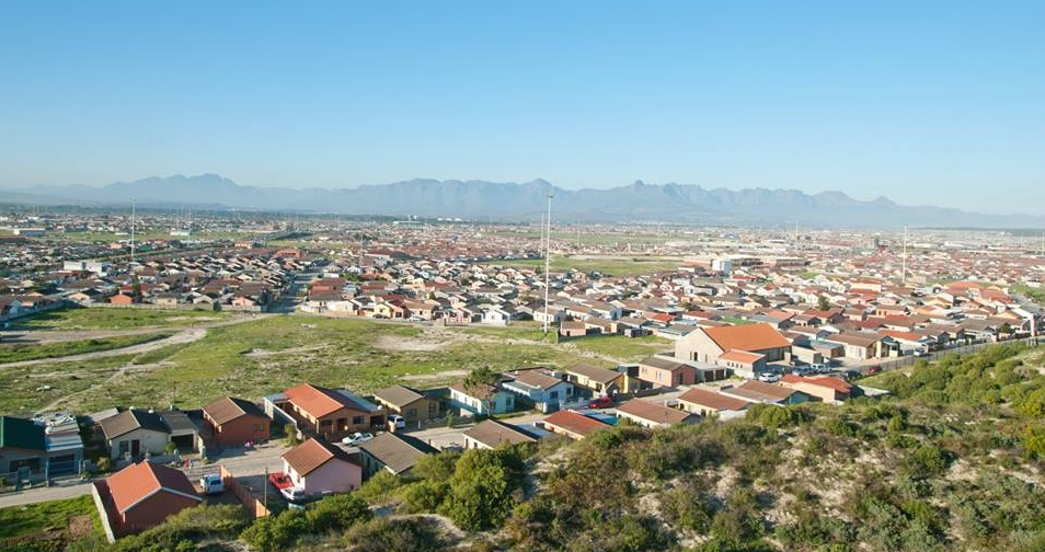A photo of Khayelitsha Cape Town South Africa