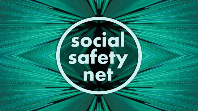 social safety net in south africa logo