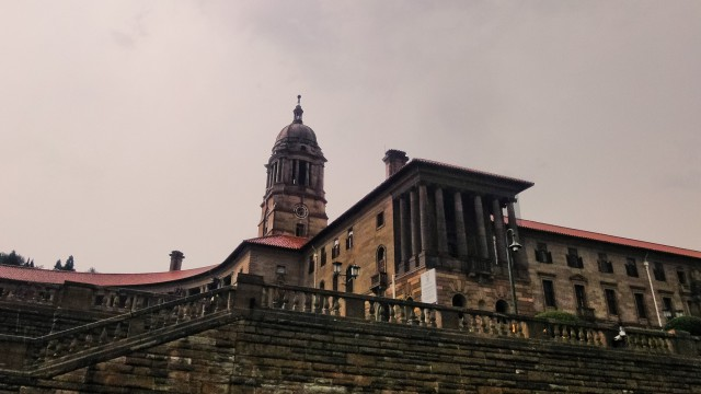 Union Buildings, Pretoria. Reasons not to vote for the ANC in the 2019 Election.