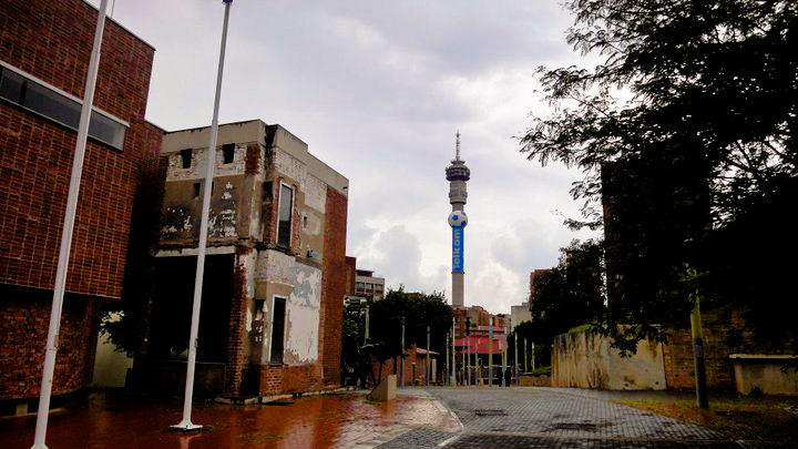Johannesburg - the Future of South Africa