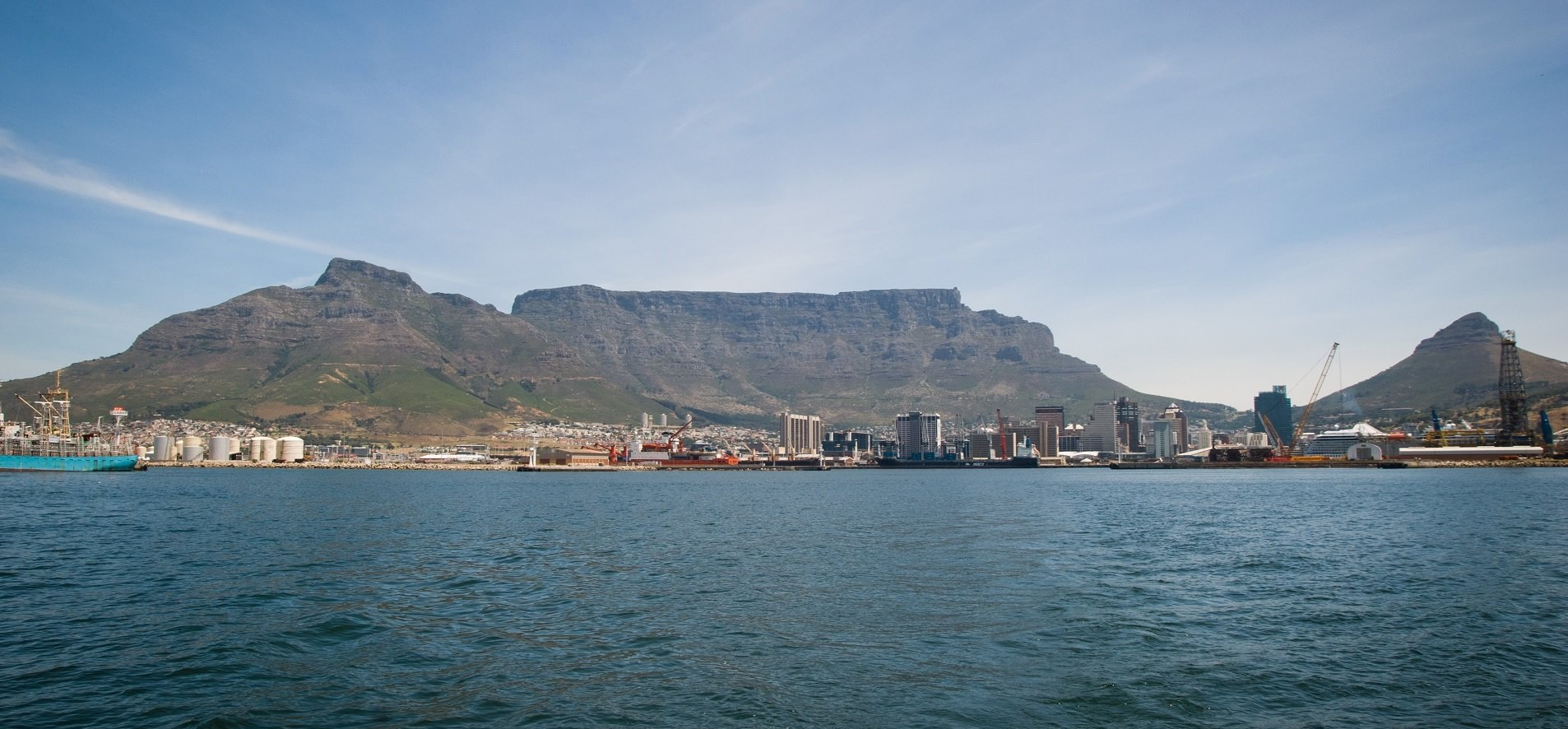 View of Table Mountain - Independent Western Cape