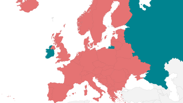 What countries in Europe can South Africans visit without a Visa?