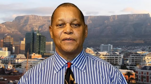 Temba Nolutshungu discusses Expropriation Without Compensation