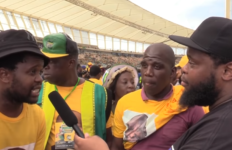 Big Daddy Liberty interviews South African Voters
